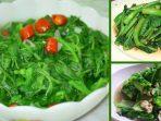 Agar Masakan Sayur Tetap Hijau dan Segar