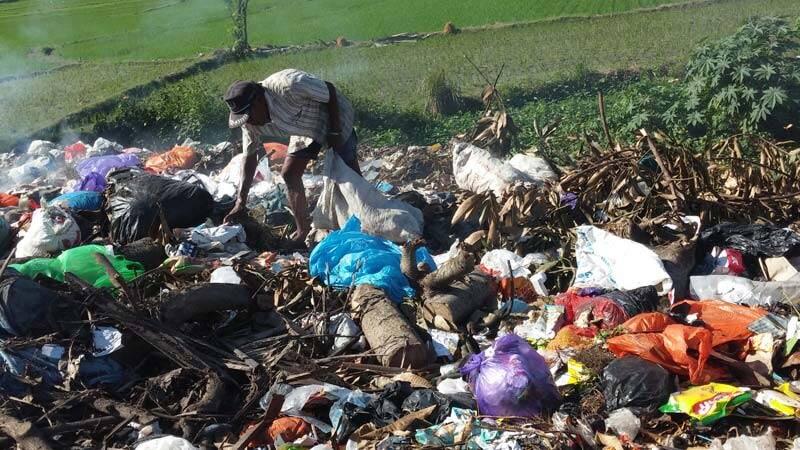Pemulung-Sampah