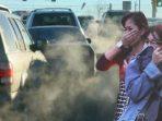 Polusi udara mengancam kebahagian