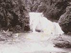Air terjun Bantimurung sekitar tahun 1905
