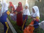 Murid SD Borong Lakukan Aksi Peduli Sampah, Begini Aksinya