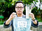 Ajaib, Tanam Singkong Tumbuhnya Plastik Ramah Lingkungan