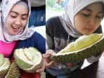 Ilustrasi buah durian