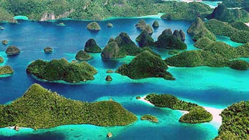 Pulau Waigeo, Raja Ampat