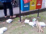 Sampah dan Mahasiswa