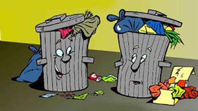 Akuilah Tempat Sampah Memang Menjijikkan Tapi Sangat Dibutuhkan Kenapa