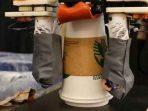 RoCyle, robot pendaur ulang sampah