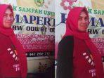 Suriani, Direktur Bank Sampah Kemapertika