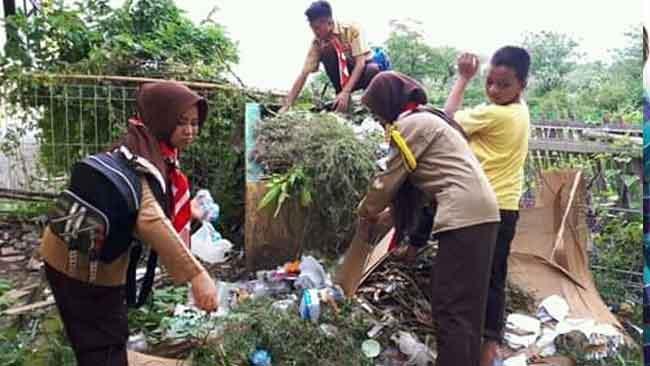 "Silakan ""Nyontek"" ke SMAN 3 Bantaeng yang Tuai Prestasi Melalui Sampah!"