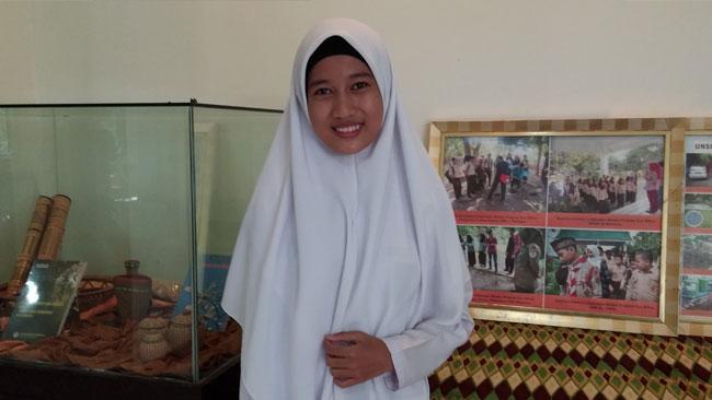 Dewi Mahrani