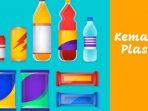Akibat Plastik Sekali Pakai, Manusia Konsumsi 70 ribu Partikel Plastik Per Tahun