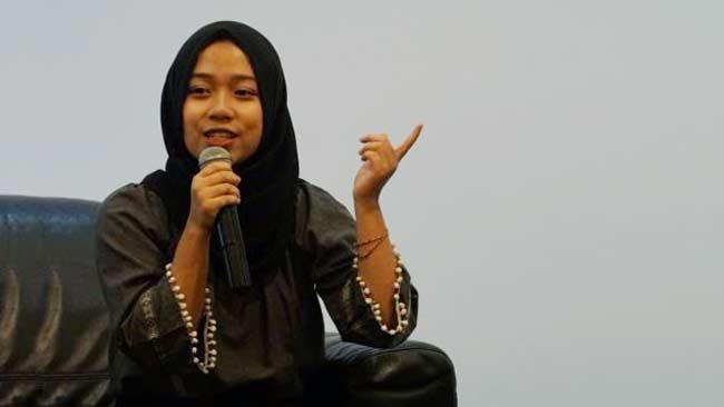 Ami, Ratu Sampah Sekolah di Pulau Dewata