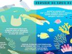 Bakteri Penyumbang Oksigen di Bumi Terancam Plastik di Laut