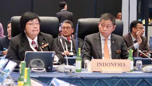 Indonesia Bahas Lingkungan Hidup dan Energi pada Pertemuan G20 di Jepang