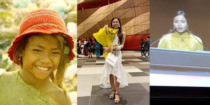 Inspiratif, Gadis Pemulung Ini Mendapat Beasiswa di Universitas Melbourne Australia