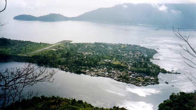 Kepulauan Banda Neira, Pusatnya Keanekaragaman Hayati