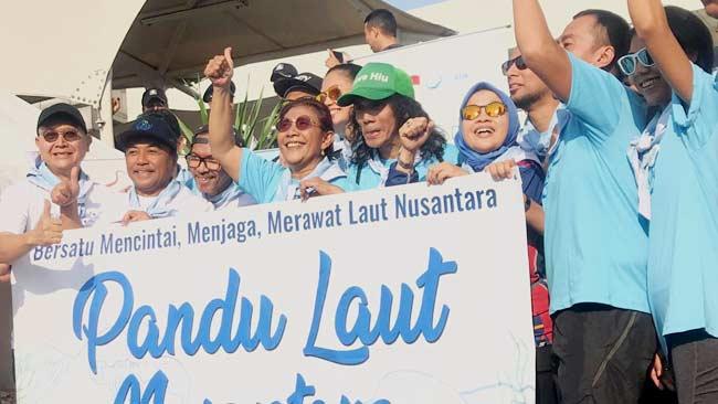 Pandu Laut Nusantara, Wadah Prajurit Penjaga Lautan Bentukan Menteri Susi
