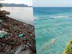 Piknik di Pantai Berkubang Sampah