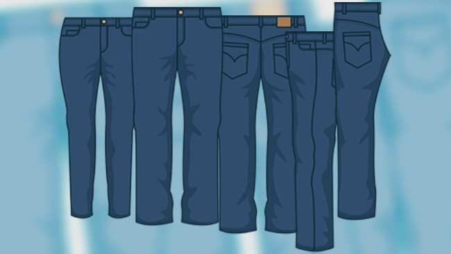Tak Terbayang, Jeans Rupanya Berpotensi Merusak Lingkungan