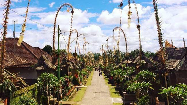 3 dari Desa Terbersih di Dunia Ada di Indonesia, Penasaran? Klik Ini!