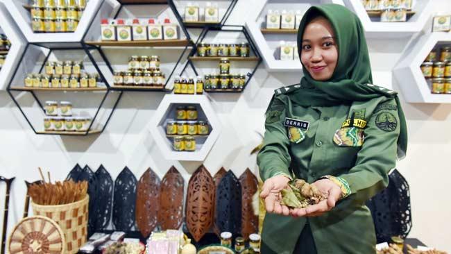 KPH Kalsel Kembangkan Ekonomi Tingkat Lokal