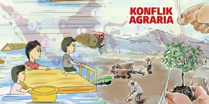 Konflik Agraria dan Banjir Konawe Utara