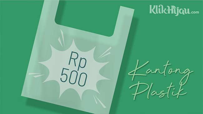 Pasca Kena Cukai, Harga Kantong Plastik Bakal Menjadi Rp.500