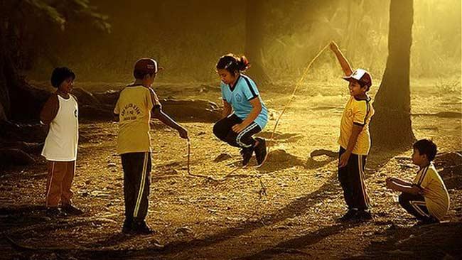 5 Permainan Outdoor Untuk Anak Yang Layak Dihidupkan Kembali Klik Hijau