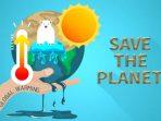 Suhu Bumi Naik, Risiko Kekurangan Pangan Mengintai di Masa Depan