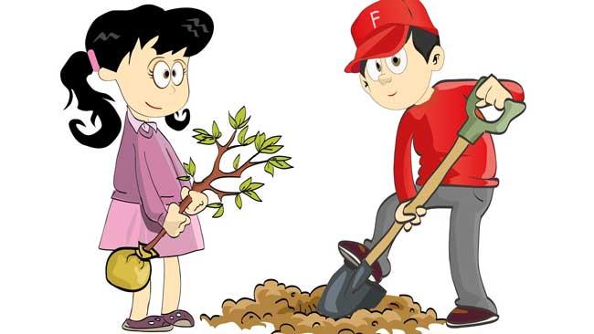 Temukan Kesehatan yang Lebih Baik dengan Cara Menanam Pohon