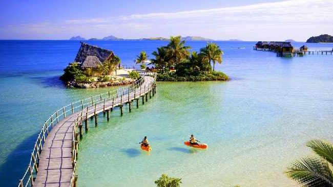 Terapkan Teknologi Hijau, Fiji Terpilih Jadi Destinasi Wisata Terbaik