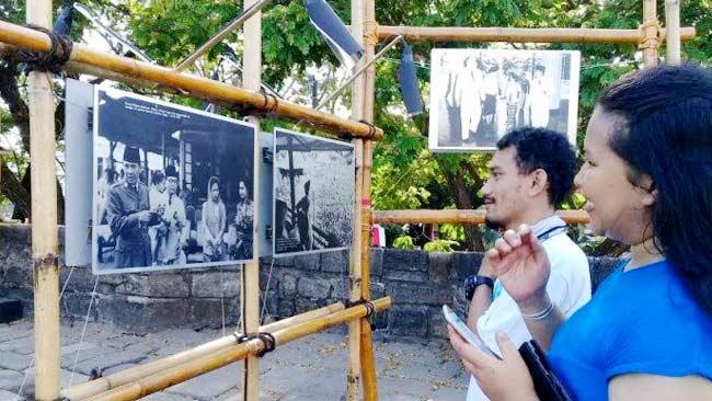 Catat, Ada Festival Republik Bambu di Kampoeng Bambu Toddopulia