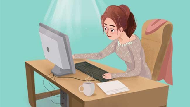 Pusing dan Sakit Kepala Saat Menatap Layar Laptop? Begini Solusinya!