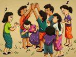 Selain Bikin Sehat, Ini Manfaat Lain Permainan Tradisional Bagi Anak