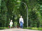 Taman Flora, Wisata Gratis dengan Udara Segar di Surabaya