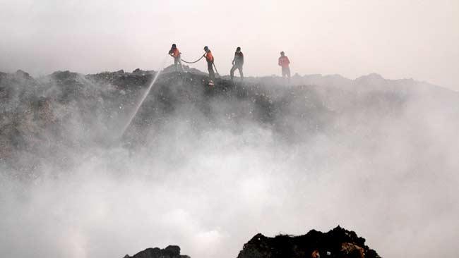 4 Fakta Unik di Balik Tragedi Terbakarnya TPA Antang