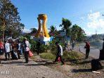 Aksi Komunitas Tobonga, Komunitas Seni dan Pegiat Literasi Merawat Bumi
