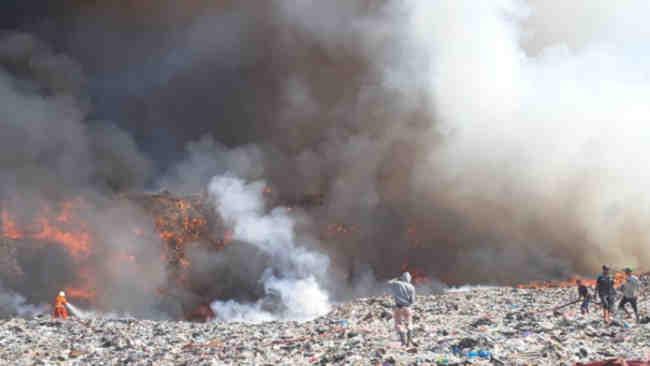Kota, Sampah dan Kenangan dari Manggala