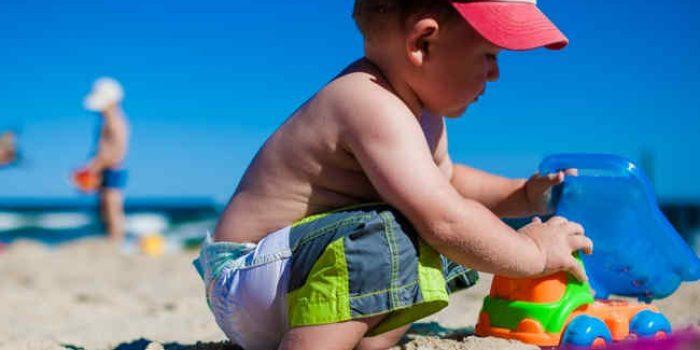 Bantu Pulihkan Kesehatan Anak, Italia Buat Pantai Buatan dalam RS