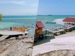 Di Pulau Larea-rea yang Sepi, Mahasiswa Jepang dan Unhas Lepas Tawa
