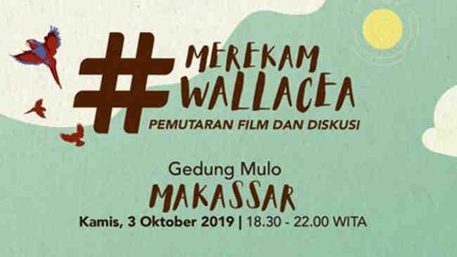 Penjaga Laut Wallacea dan 3 Film Lainnya akan Diputar di Makassar