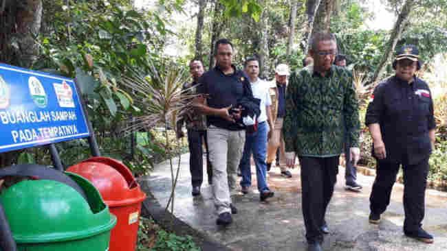 Selain Jadi Ibu Kota, Kalimantan Juga Penerima Pertama TARO dari KLHK