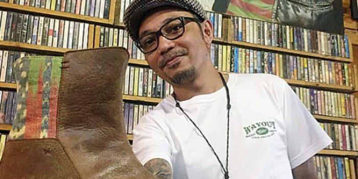 Dengan Sepatu, Gally Ingin Perbaiki Lingkungan di Indonesia.