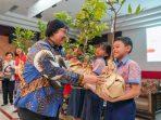 Menteri LHK Menginspirasi dan Ajak Siswa Menjaga Lingkungan