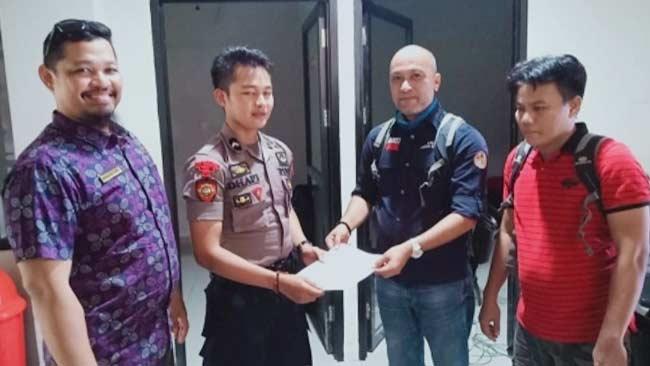 PPNS KLHK Limpahkan 2 Kasus Illegal Logging ke Kejari Mamuju