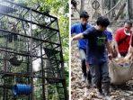 Pulang, Bento dan Iskandar kembali ke Tempat Asalnya di Kalimantan