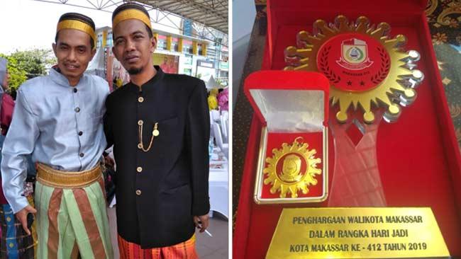 Diberi Penghargaan di Bidang Lingkungan, Anis Kurniawan: Semua Harus Bersinergi untuk Makassar