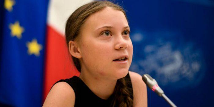 Greta Thunberg Menolak Penghargaan Lingkungan