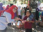 IDI Cabang Gowa Baksos di Pesantren Darul Istiqomah Timbuseng