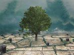 Bumi sedang menghadapi apa yang disebut dengan krisis ganda yakni ancaman perubahan iklim dan hilangnya keanekaragaman hayati.
